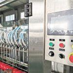 Қолды санитарлық тазартатын сұйықтық толтыру машинасы Қолды сантизациялаудың автоматты құралы