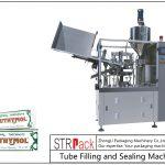 SFS-60Z металл түтіктерді құю және герметизациялау машинасы