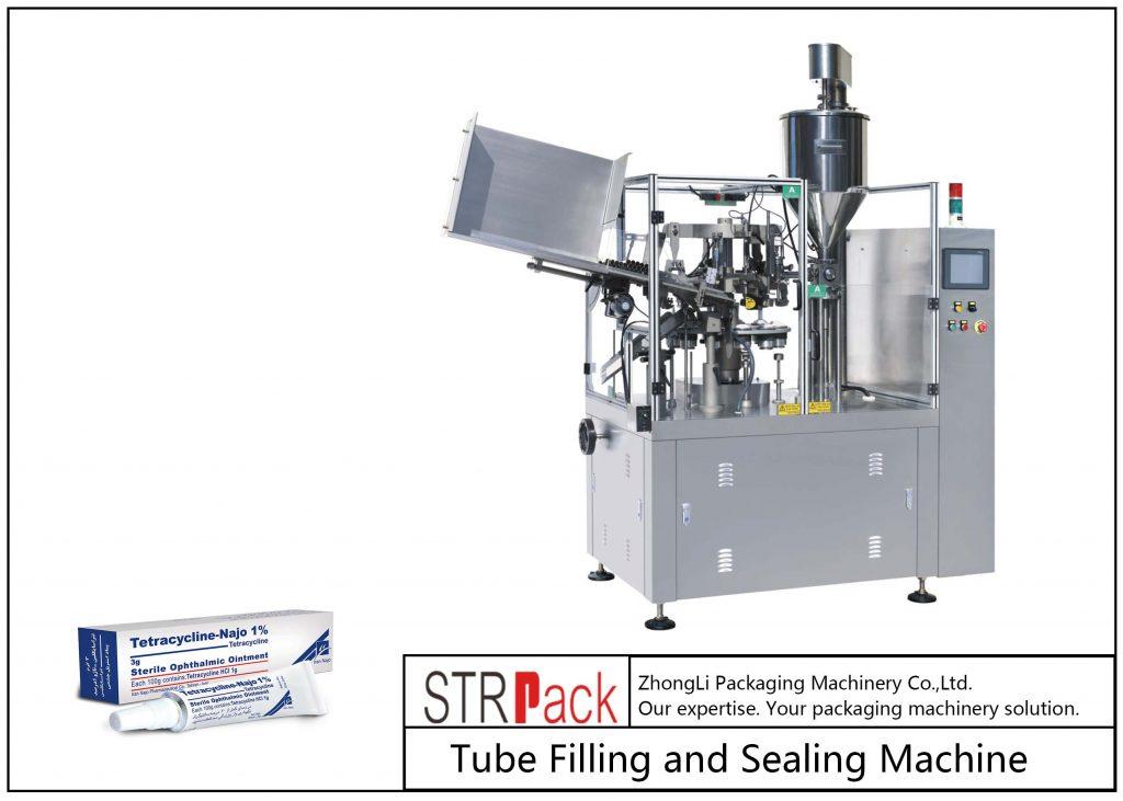 SFS-80Z металл түтіктерді құю және герметизациялау машинасы